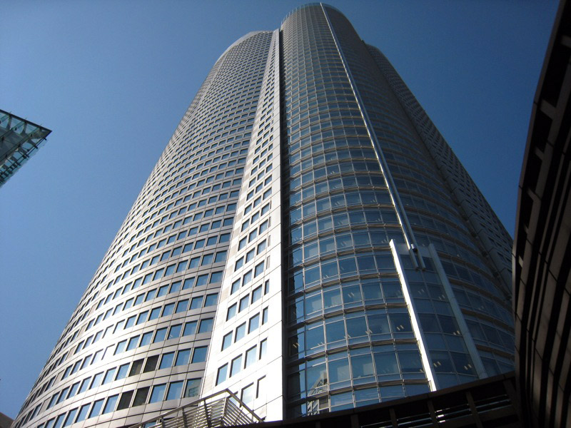Mori Tower skyscraper