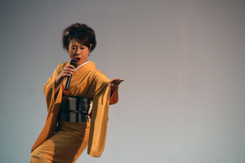 enka singer woman