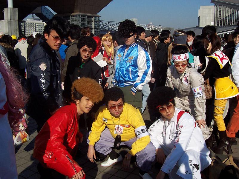 bosozoku yanki cosplay