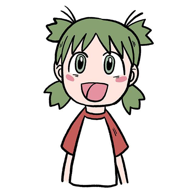 yotsuba from manga yotsuba to