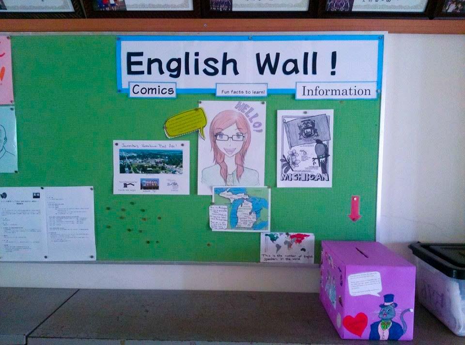 Classroom Ideas Esl ~ Esl bulletin board ideas for jet program alts