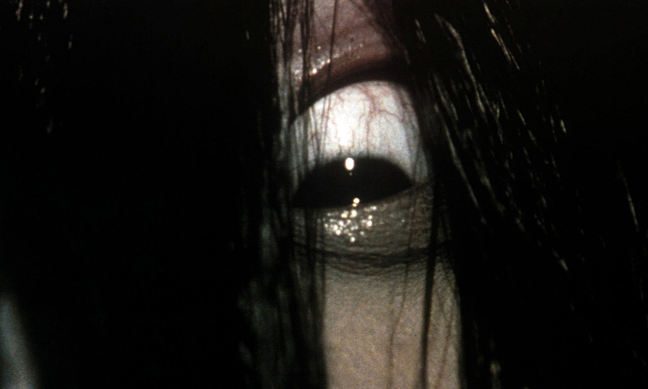 sadako eye from ringu