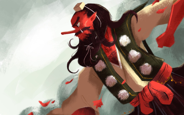 Tengu: The Japanese Demon That's Basically a Mini-God
