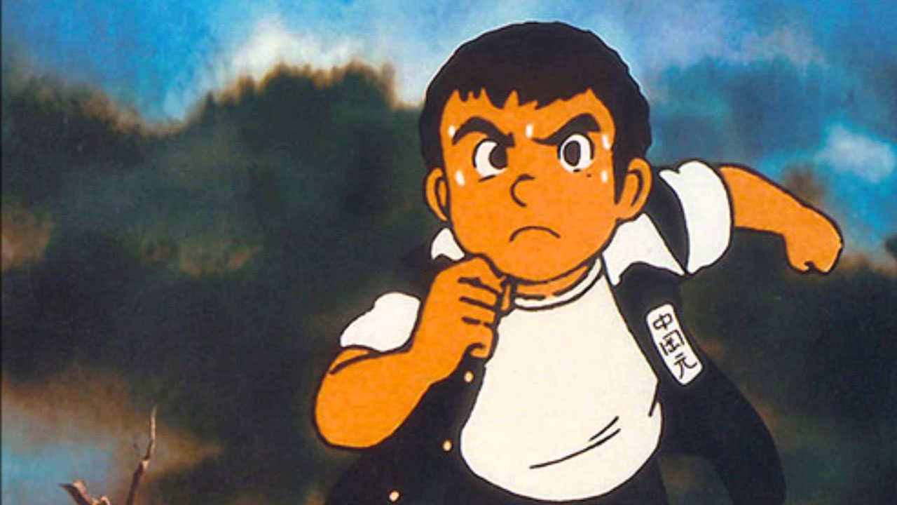 barefoot gen running in movie adaptation