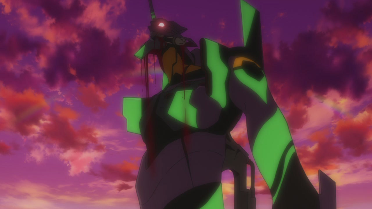 evangelion 2.22 anime movie screencap