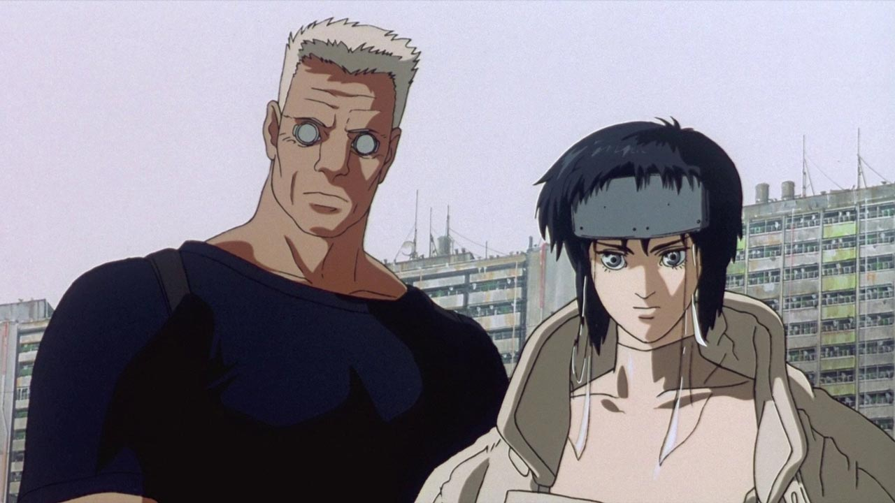 one of the best anime films of all time ghost in the shell