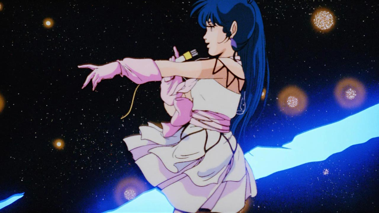 Minmay The Pop Idol In Anime Film
