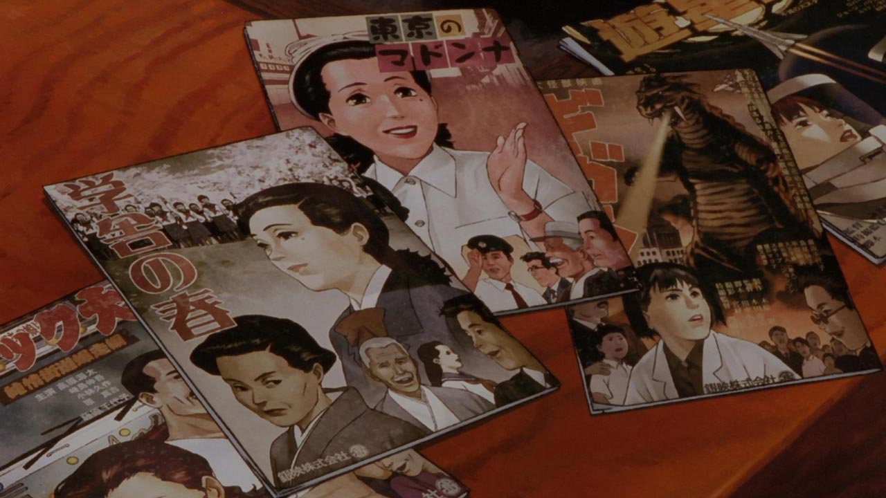 movie playbills in millenium actress