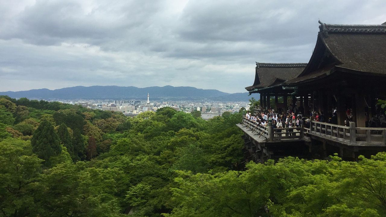 kiyomizu temple as part of kyoto one day itinerary