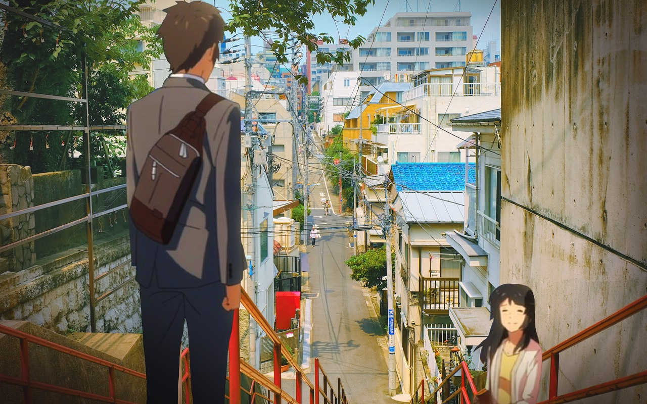 Your Name: A Pilgrimage To Your Name Locations (That You Can Follow
