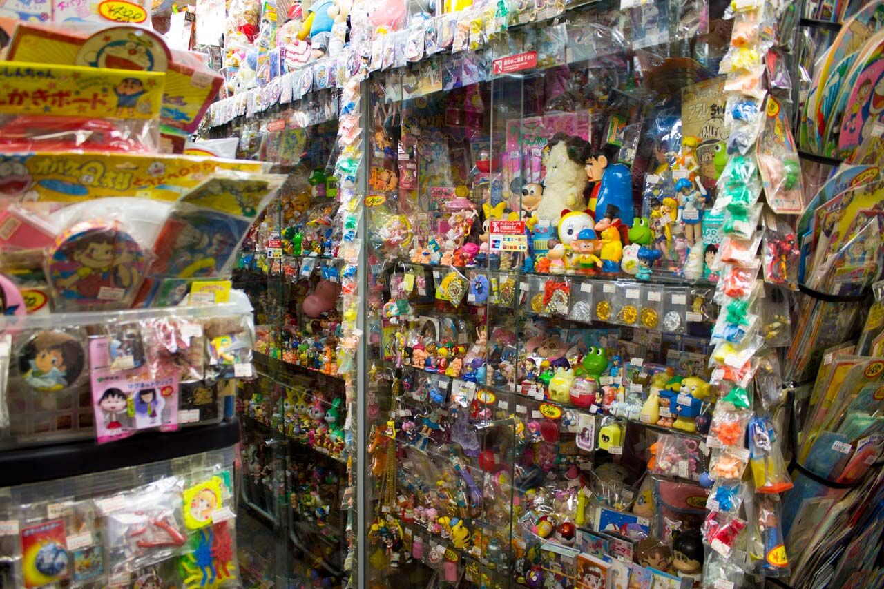 Japanese Toys And Games : One day in tokyo toys games and relaxation