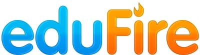 eduFire logo