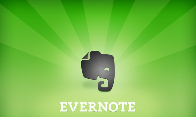 The Evernote logo