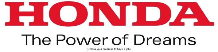 Honda company logo