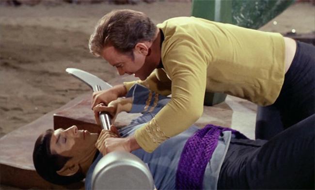 star trek still kirk versus spock