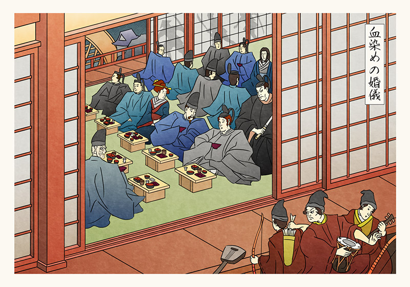 kobun honorifics the red wedding in japan