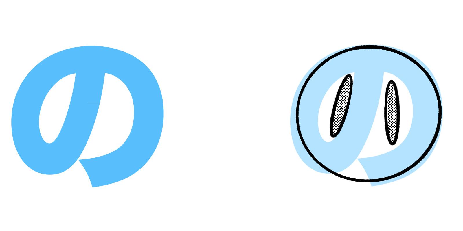 の hiragana mnemonic