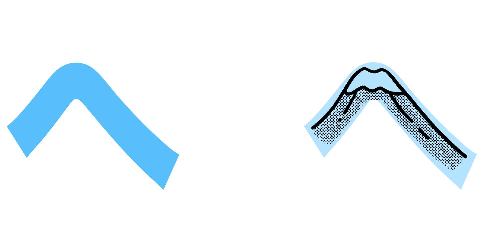 へ hiragana mnemonic