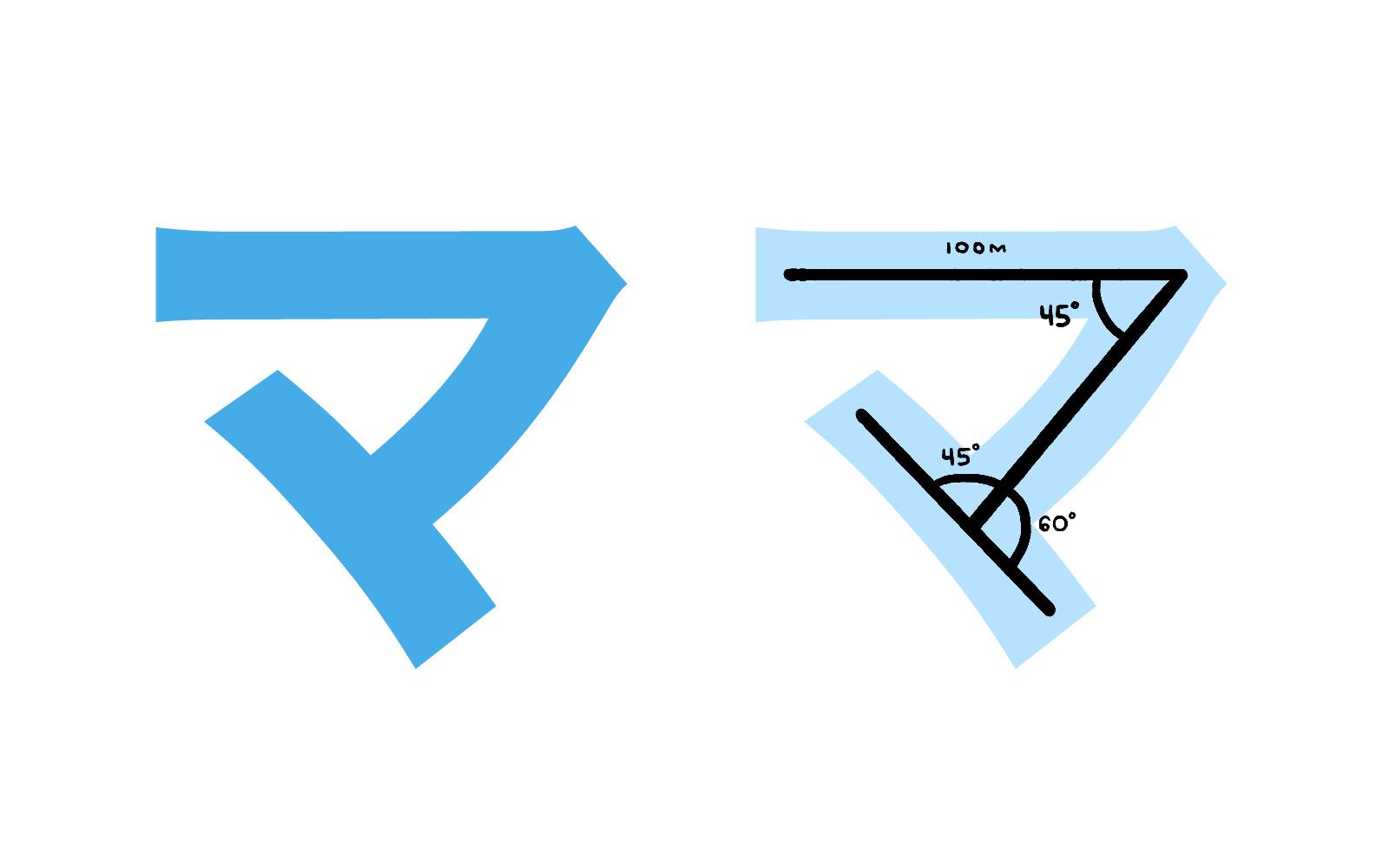 Katakana character マ mnemonic