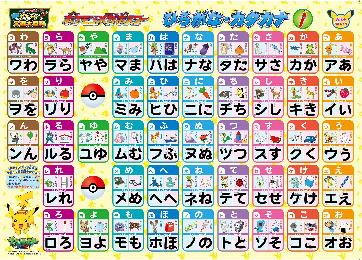 Workbooks japanese hiragana worksheets : 27 Downloadable Hiragana Charts