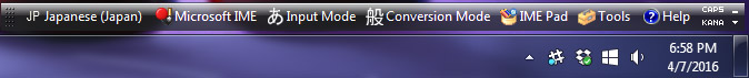 windows 7 language bar