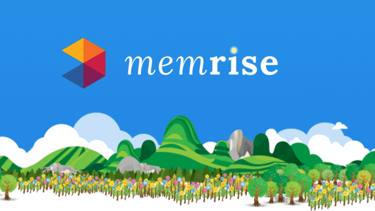 logo for memrise srs