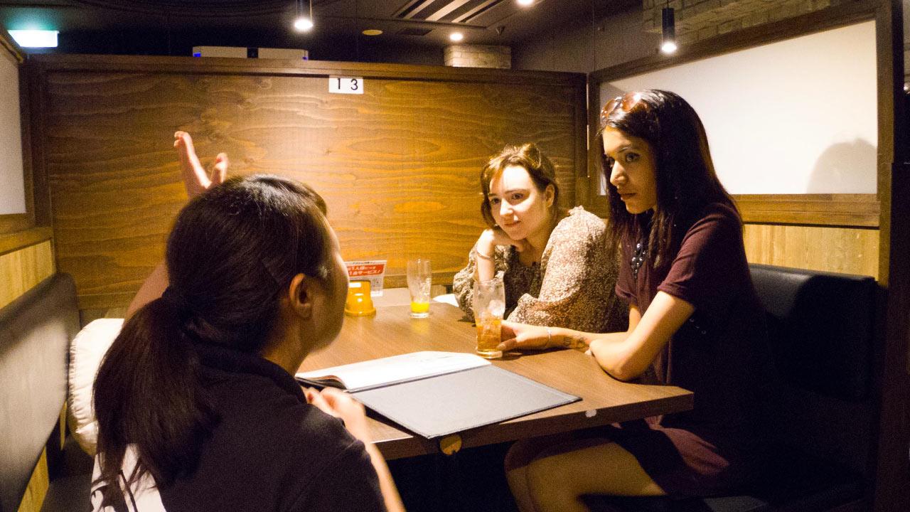 female subjects for tofugu languagae exchange at aisekiya