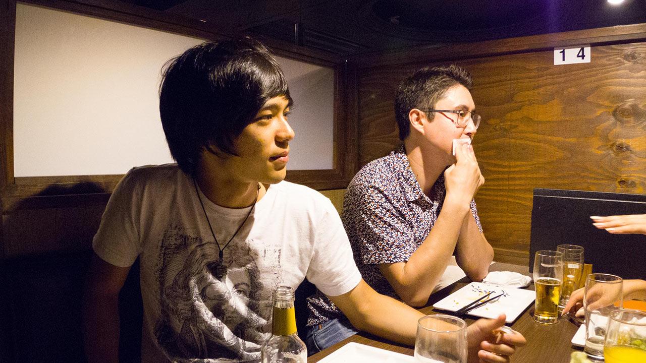 male subjects for tofugu languagae exchange at aisekiya