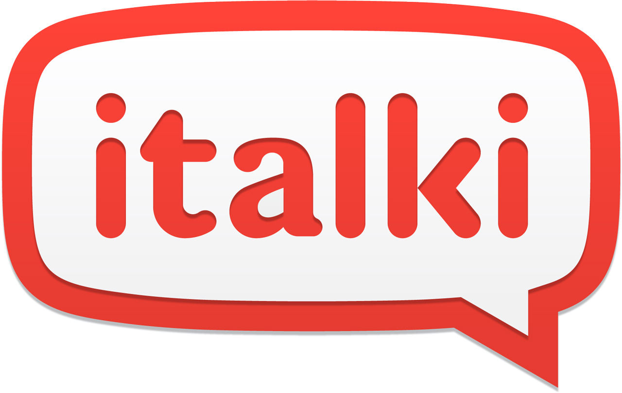 logo for italki japanese learning app