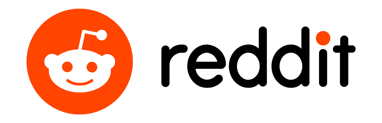 logo for reddit