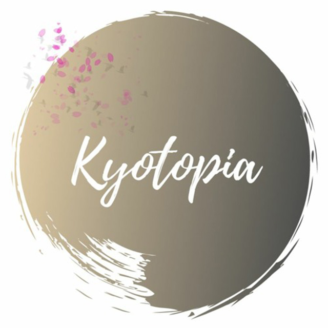 logo of podcast channel Kyotopia
