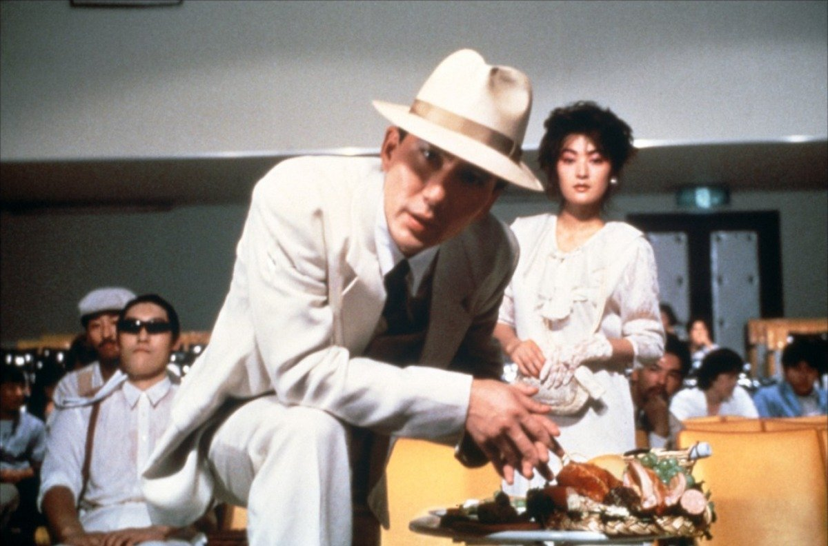 Tampopo breaking the 4th wall