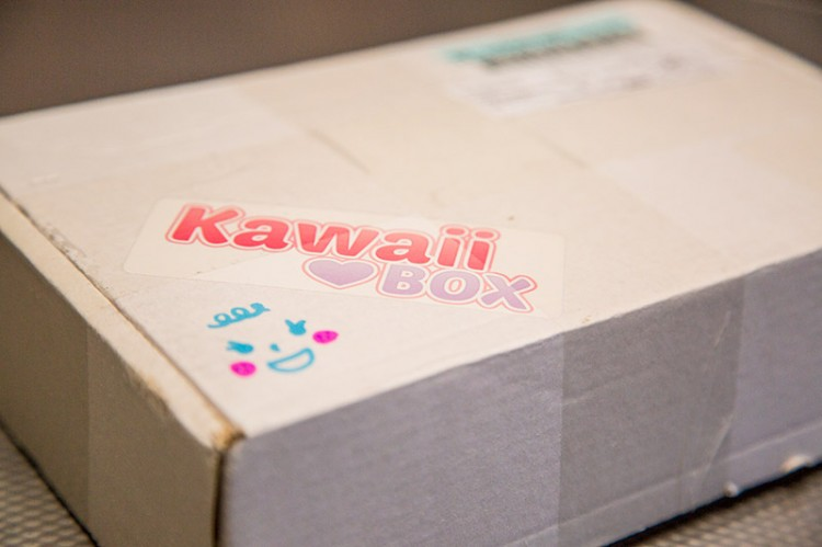A package from Kawaii Box