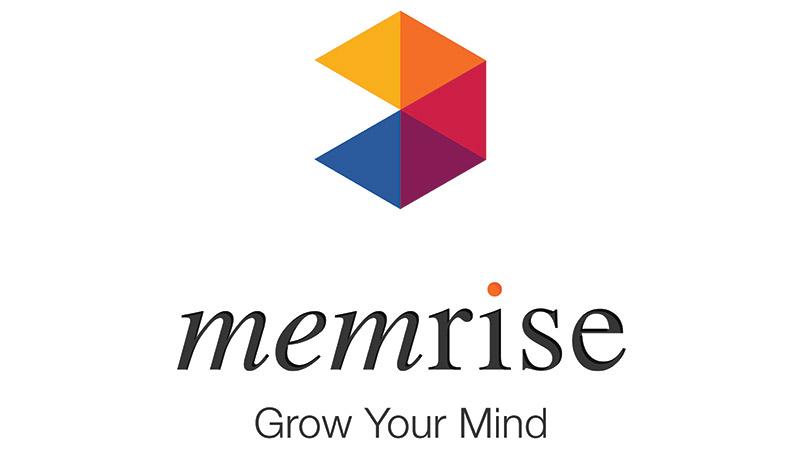memrise company logo and motto