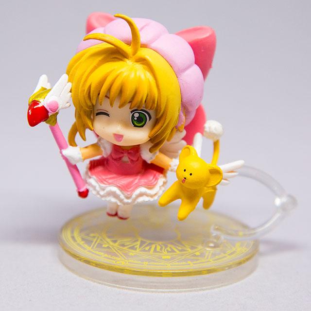bootleg figure of cardcaptor sakura