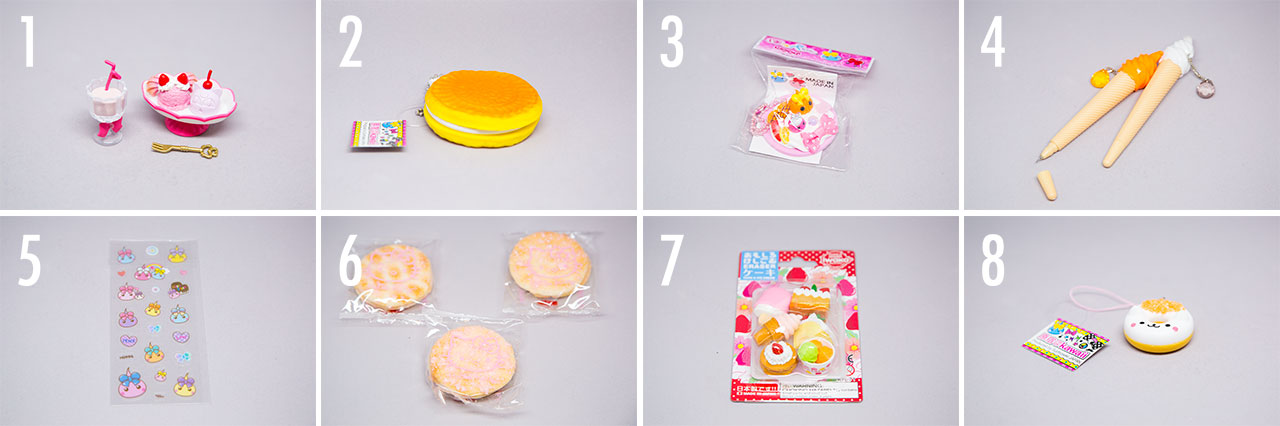 japanese kawaii items
