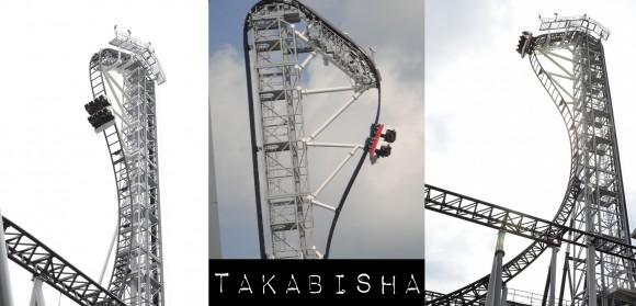 Japanese roller coaster