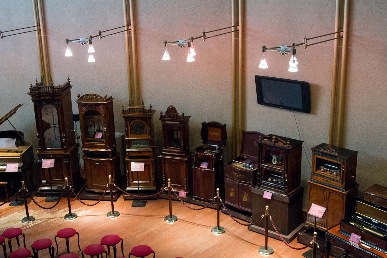 music box museum