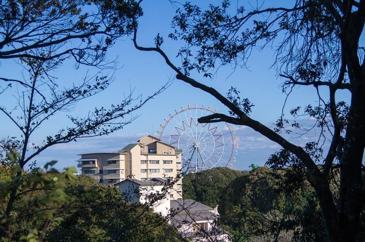 hamamatsu japan ferris wheel