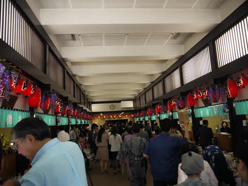 sumo annaijo information bureau counters