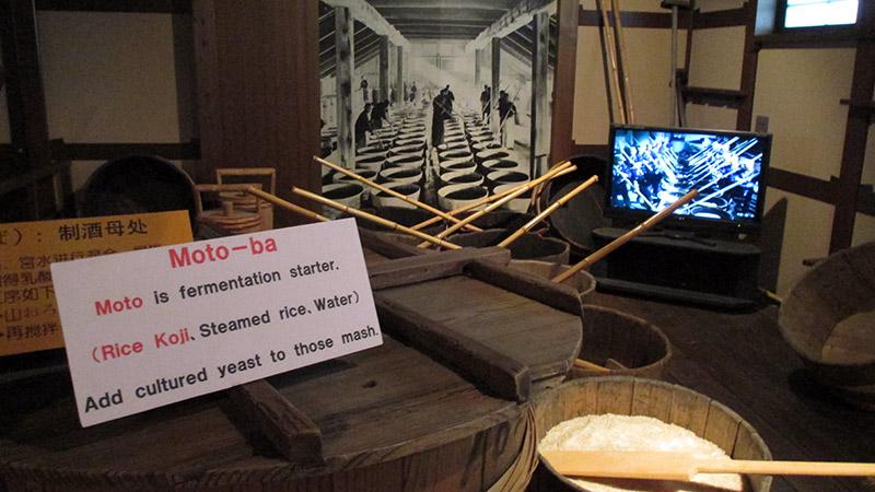 motoba sake starter