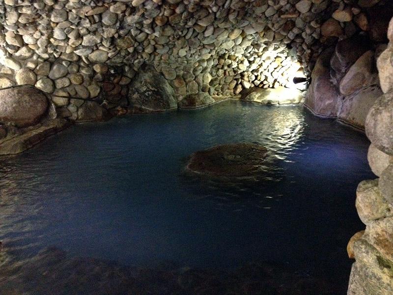 rinsing pool