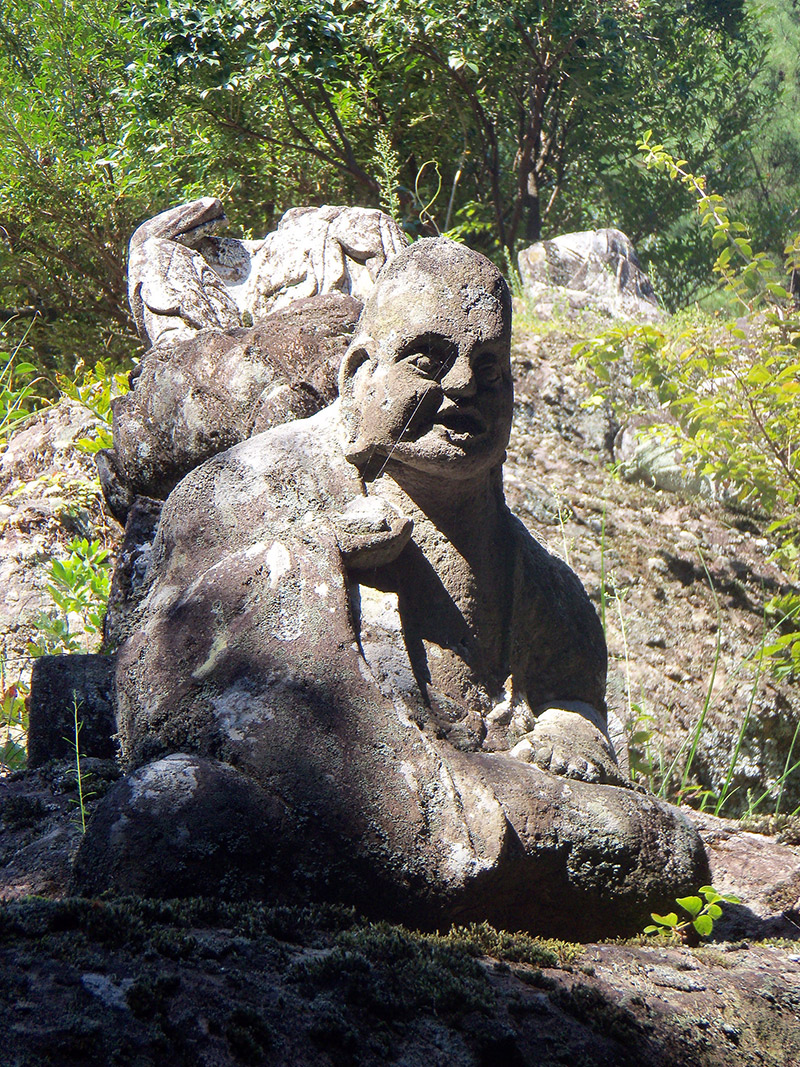 Japan Buddhist statue