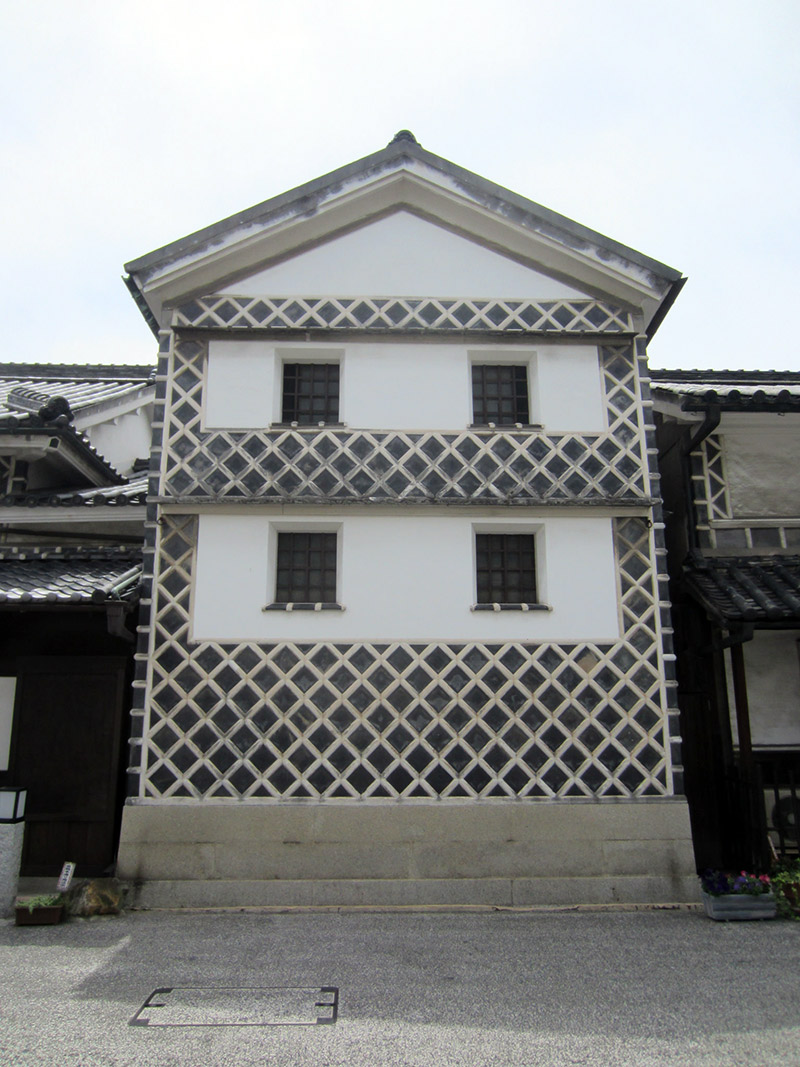 An example of kurashiki architecture