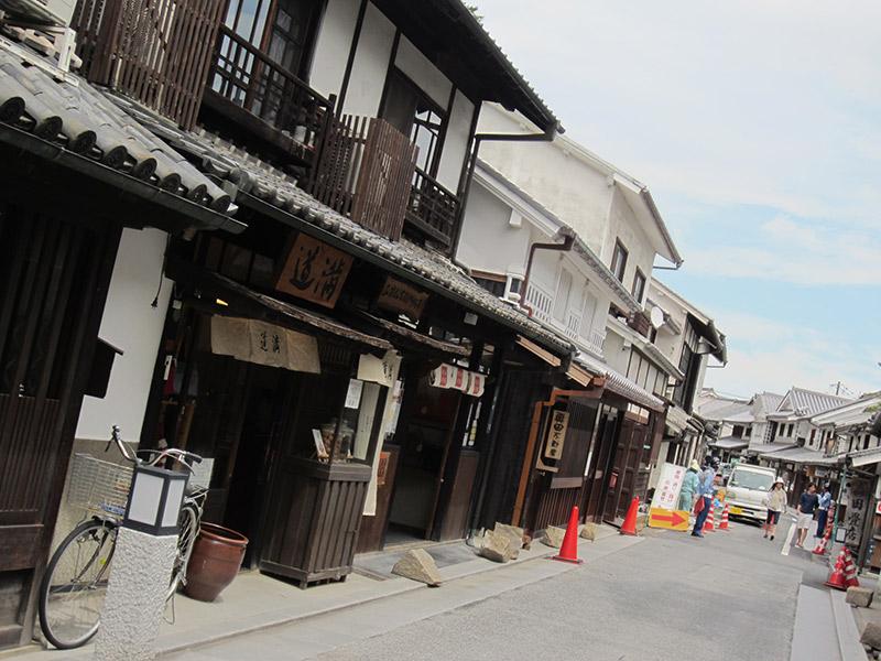 Kurashiki village