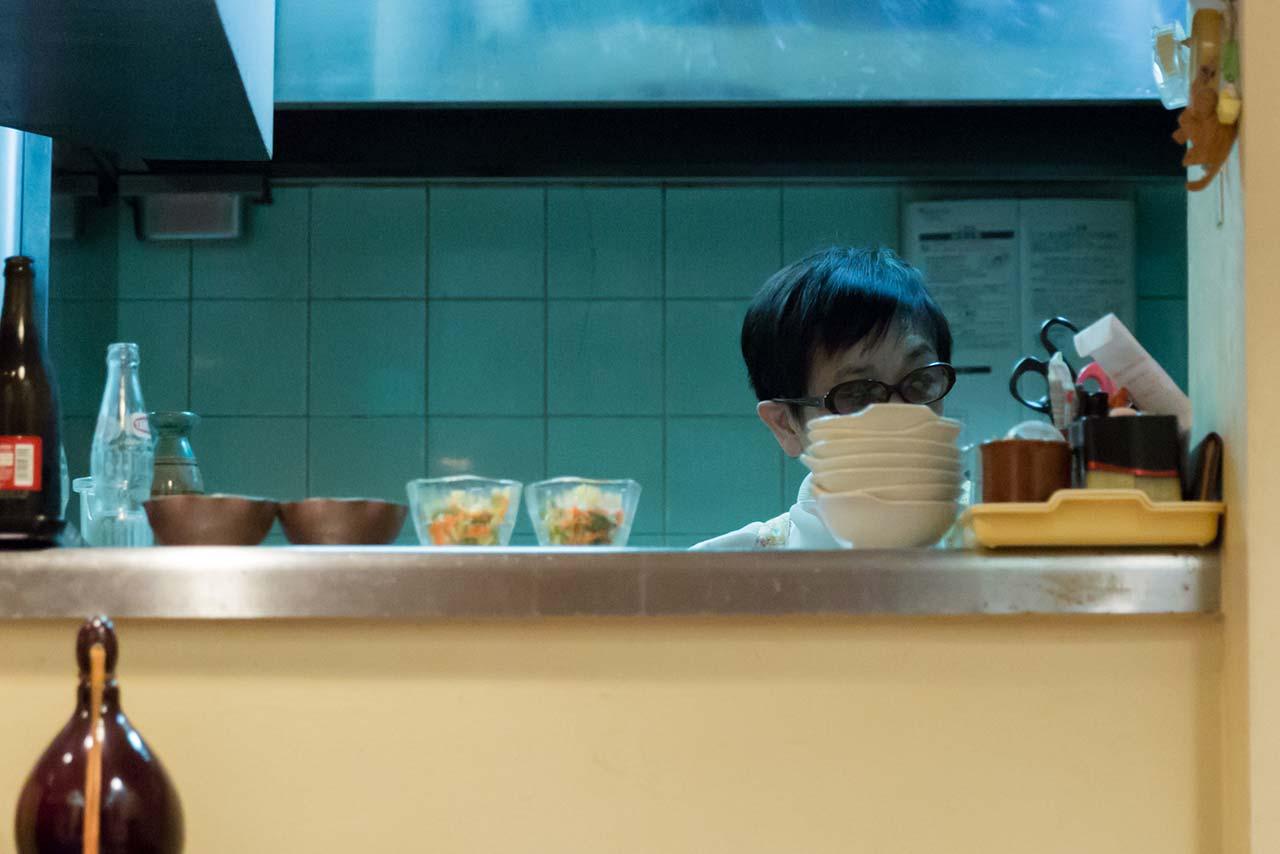 Kagaya Izakaya's amazing chef