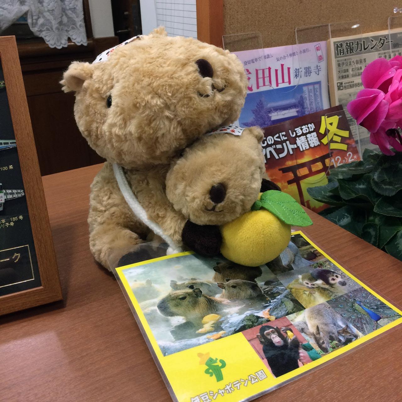 capybara plush