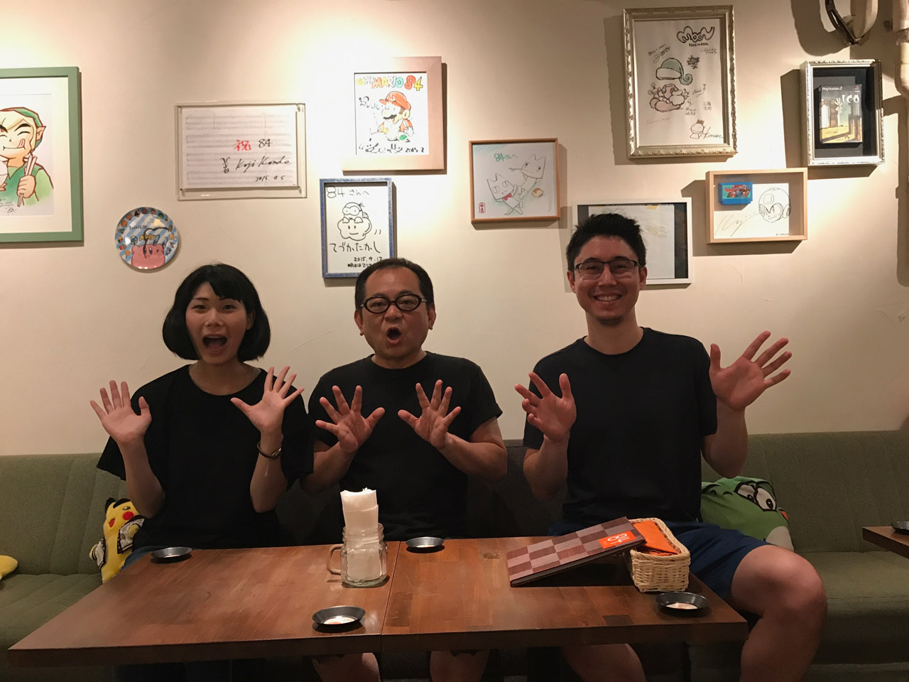 tofugu team and chokan