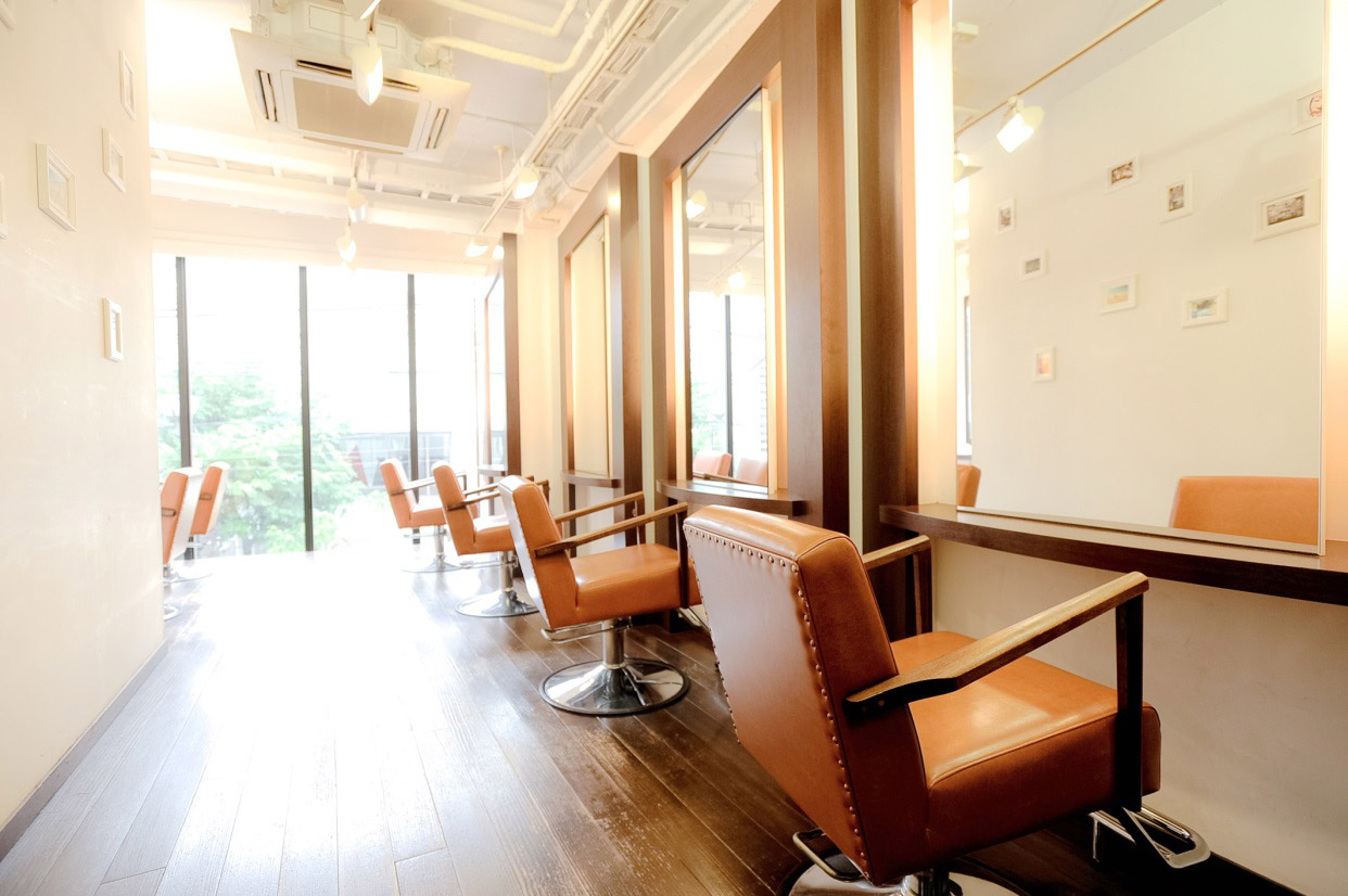Fashion Valley Beauty Salon: Tokyo Hair Salon Nalu & 76 Cafe: Your Haircut In Japan
