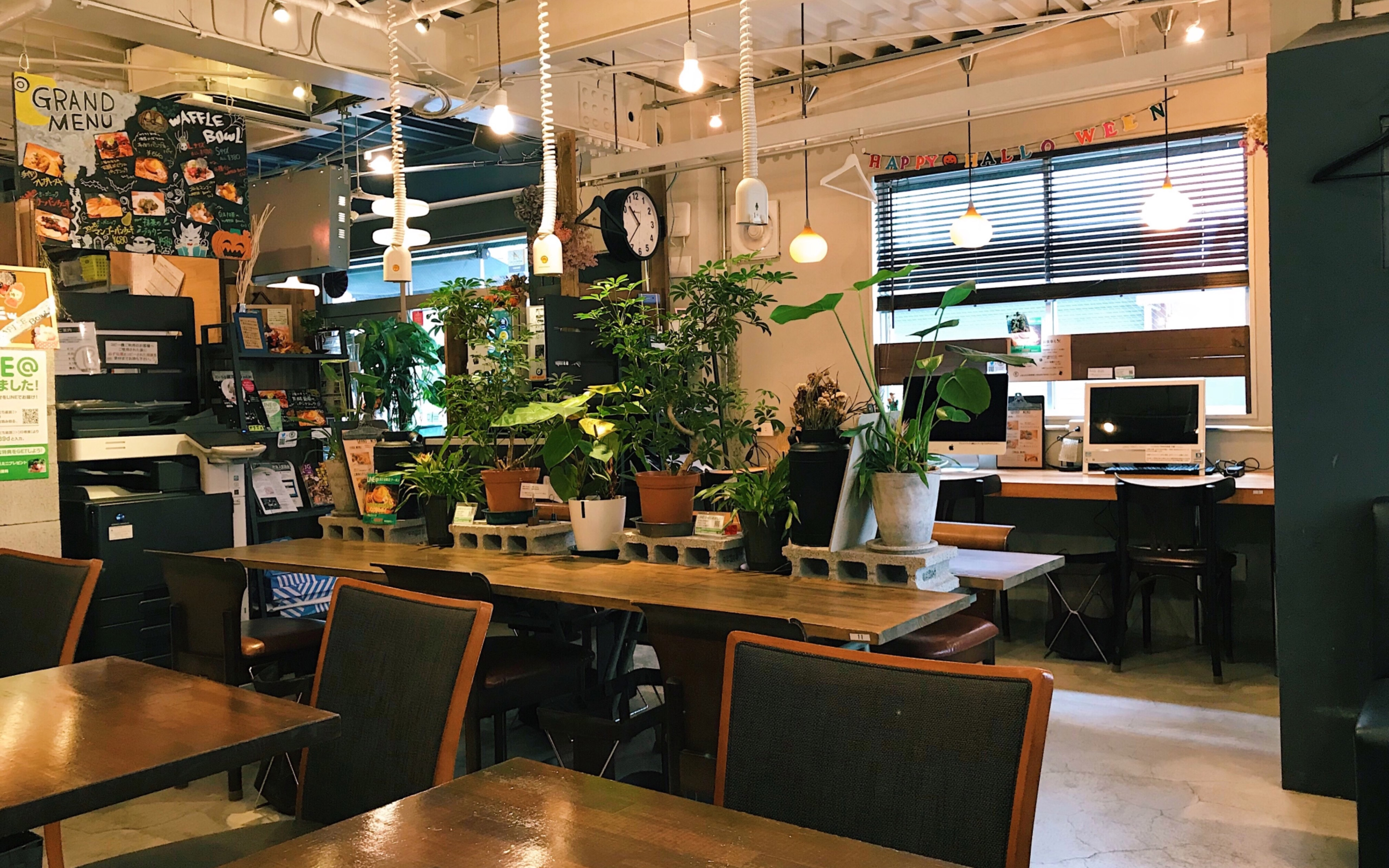 Base Point: A Tokyo Coworking Space in Busy Shinjuku